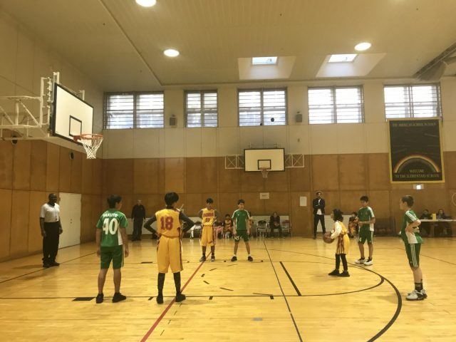 Middle School Basketball Team