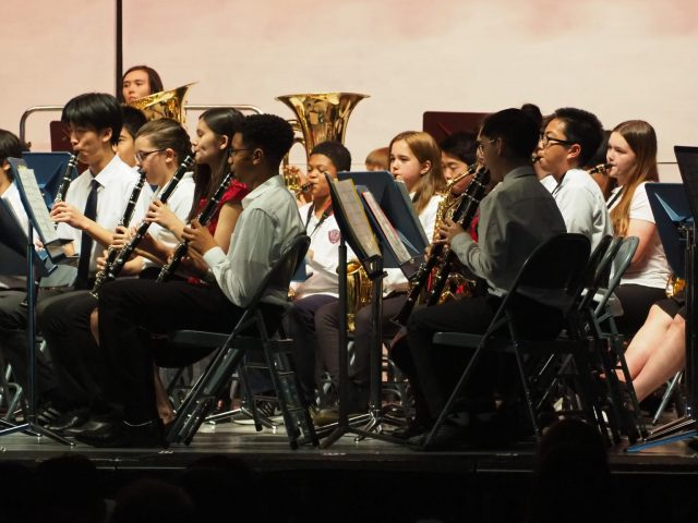 A Memorable MS Band Festival Performance