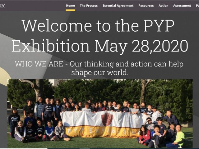 PYP Exhibition 2020 by Grade 5 students
