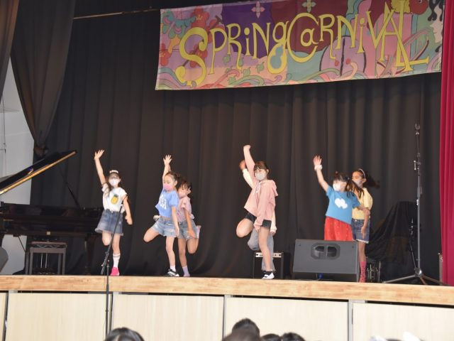 Aoba Spring Carnival 2021 a huge success!