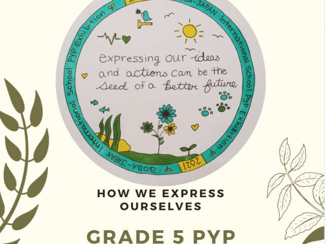 G5 Students Tackle Global Issues @ PYPX 2021